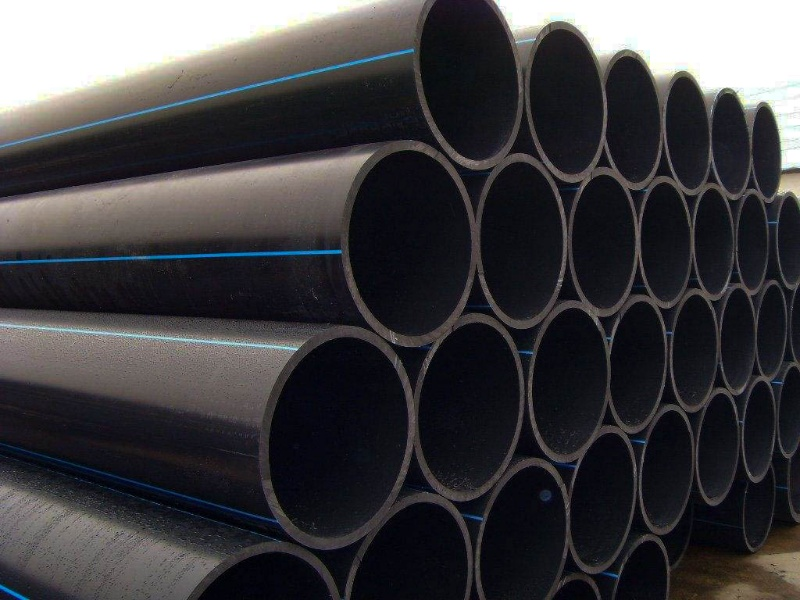 HDPE給水管(自來水管)