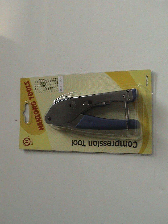 (HT2518A5)壓接工具 HT-H518A5 藍色