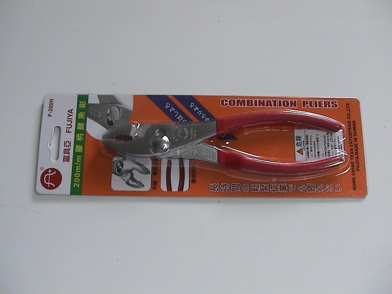 (HT303680)8'富具亞鯉魚鉗