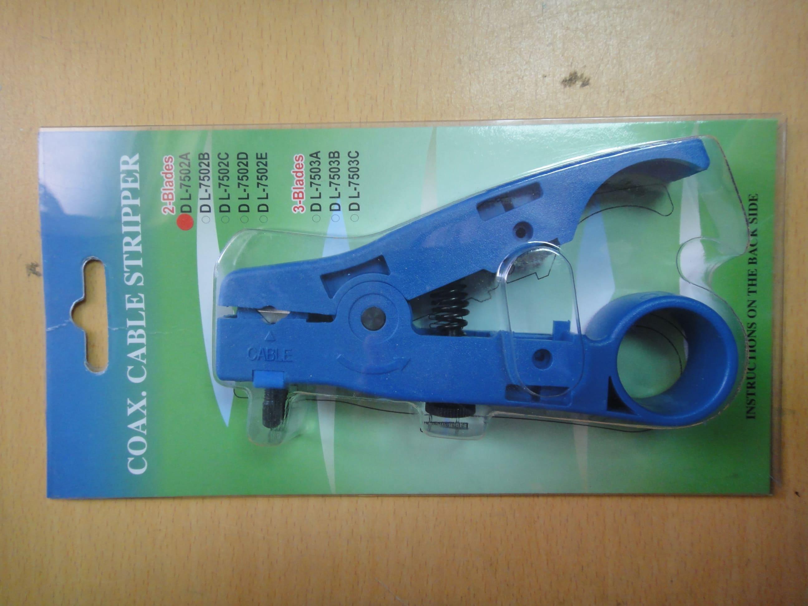 剝線鉗DL-7502A