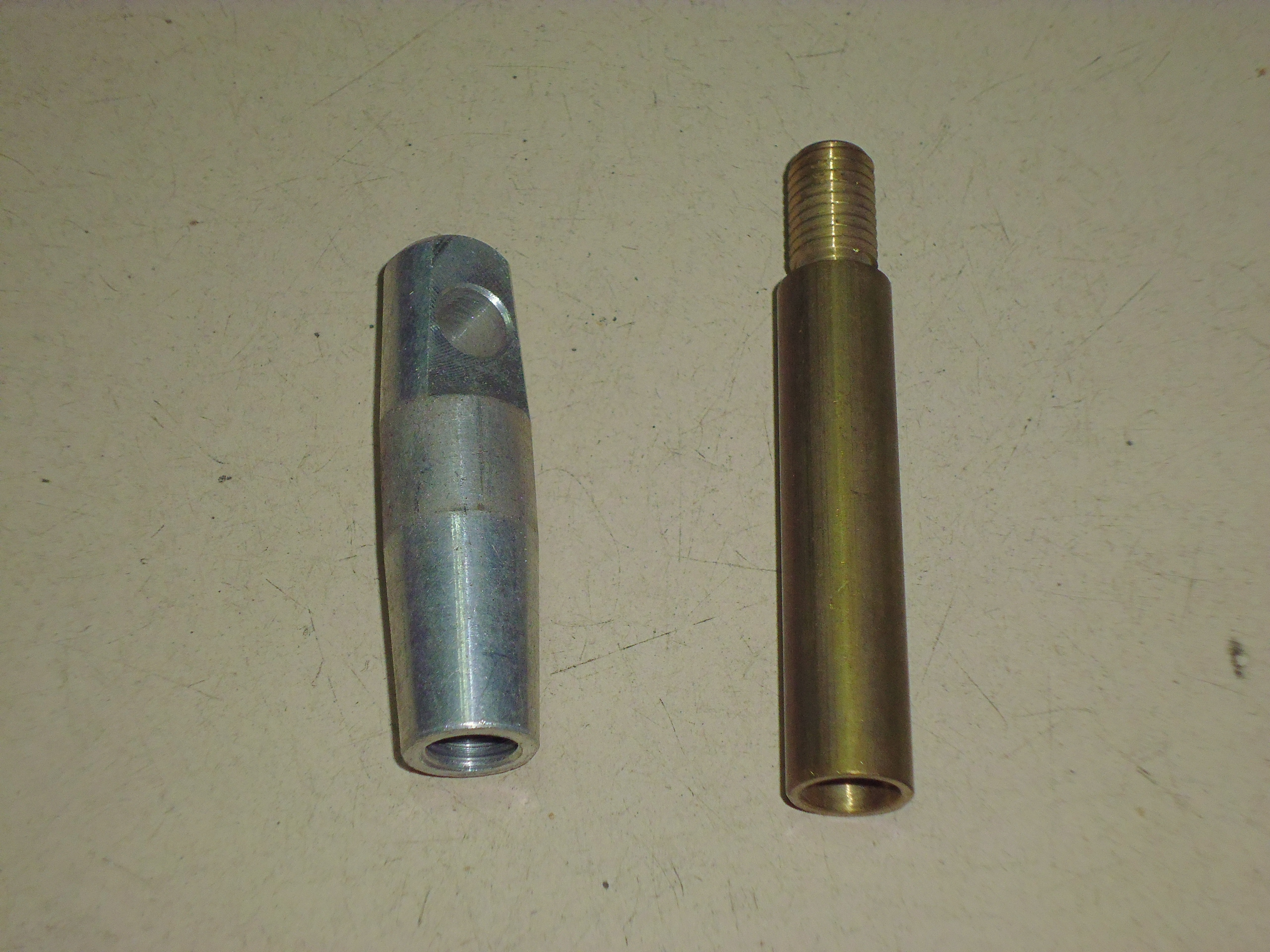 (HT360010)通管條鋁頭、(HT360020)通管條銅頭