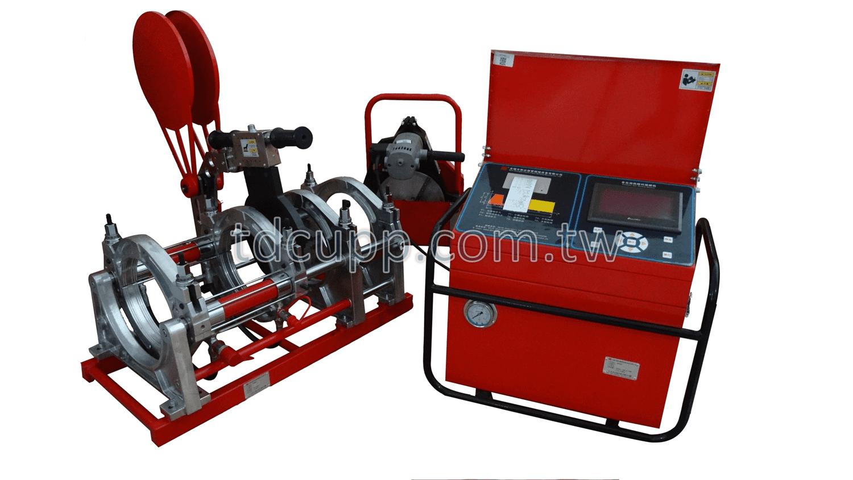 全自動熱熔對接機(QZD 355)